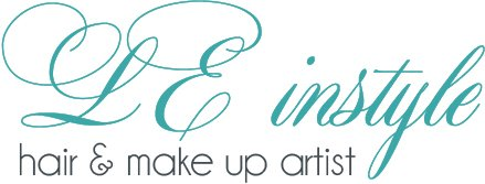 LE instyle – hair and make up artist – Logo